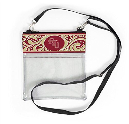 DON'T FORGET MOM & THE GRADUATE!  Florida State Clear Gameday Crossbody Bag Sports Team Acc... https://www.amazon.com/dp/B06XH63DGW/ref=cm_sw_r_pi_dp_x_nIIezb4E1W0N0