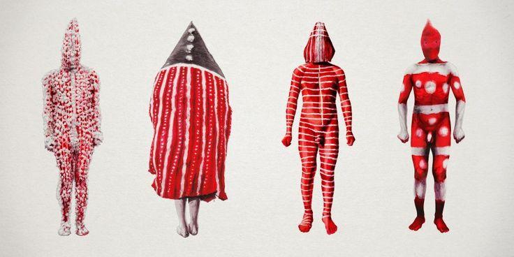 Hain | Mutante/Alvaro López Ilustración