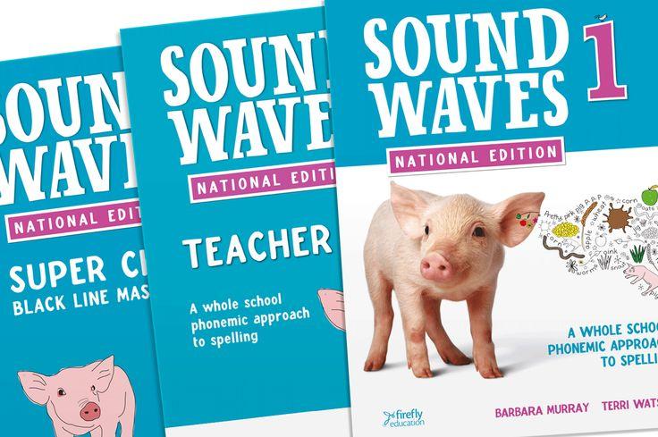 Sound Waves - Jolly Phonics style synthetic phonics program