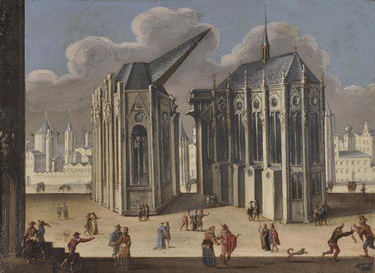 17 best images about painters italian ricci sebastiano amigoni pellegrini - Une cathedrale gothique ...