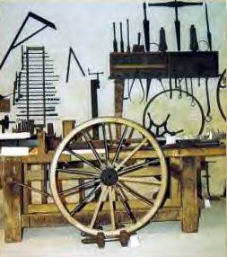 The Wheelwright and his Craft