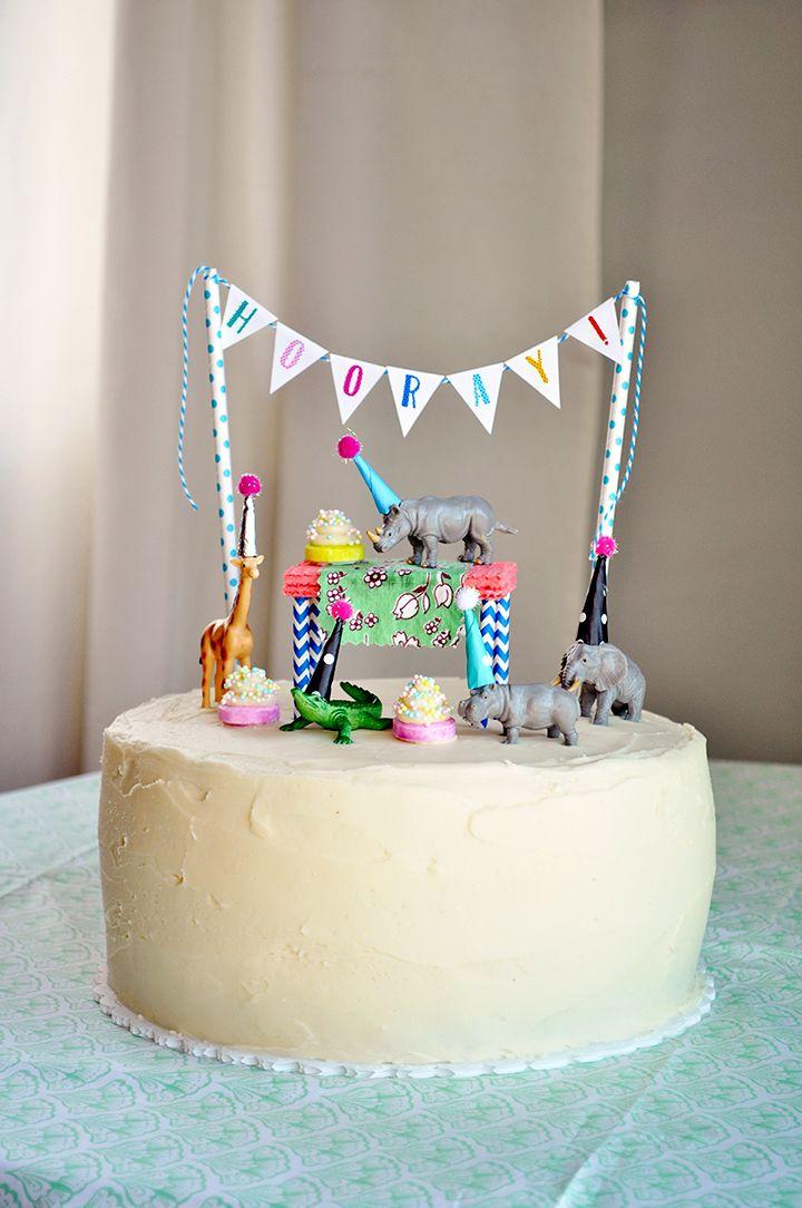 What's Up with The Buells: ELLIS & FINN'S BIRTHDAY / EASTER #birthdaycake #animalsinpartyhats #kidsbirthday