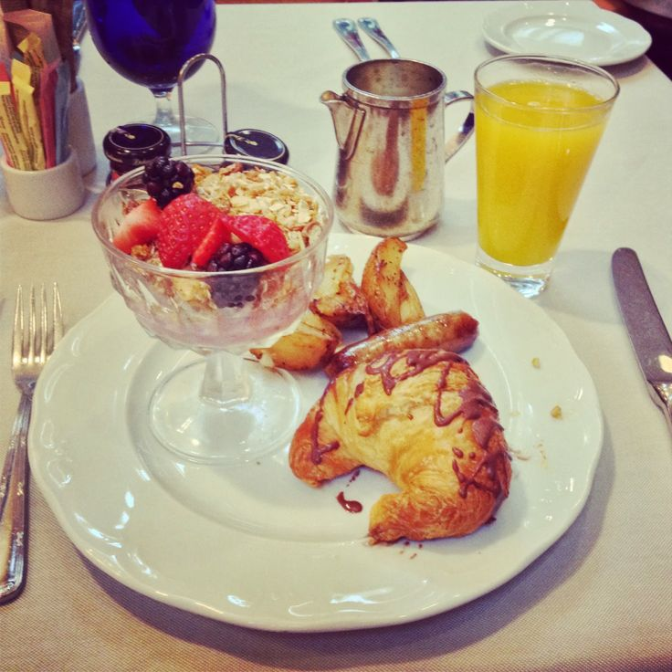 Brunch at The Hilton Universal City