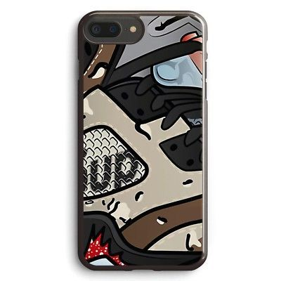 SUPREME Desert Camo Jordan for iPhone Case Cover