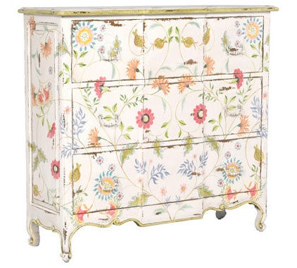 eclectic dressers chests and bedroom armoires by Layla Grayce
