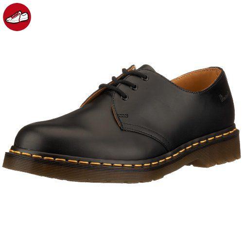 Dr. Martens Damen 1461 Last 264 Smooth Schuhe, Schwarz, 36 EU (*Partner-Link)