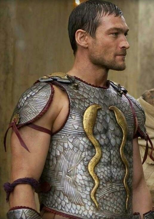 Andy Whitfield Bringer of Rain