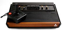 spent many hours playing frogger, pitfall and pacman on one of these.