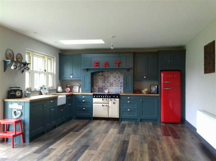 Farrow And Ball Cooks Blue