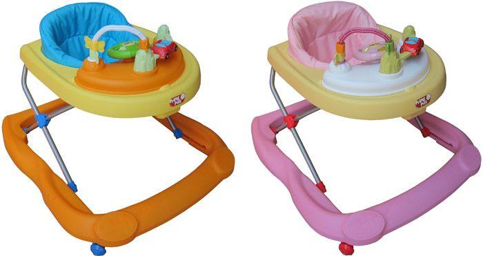 Premergator bebelusi cu jucarie electronica - Primii Pasi     Premergatoarele sunt o sursa excelenta de distractie pentru copil, dandu-i posibilitatea sa exploreze pentru prima oara mediul din jurul sau in pozitia verticala. In acelasi timp ii dezvolt