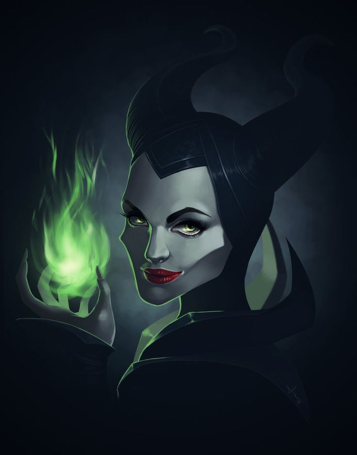 Best Maleficent Images On Pinterest Disney Magic Disney - Artist brings disney villains to life in eerily realistic illustrations