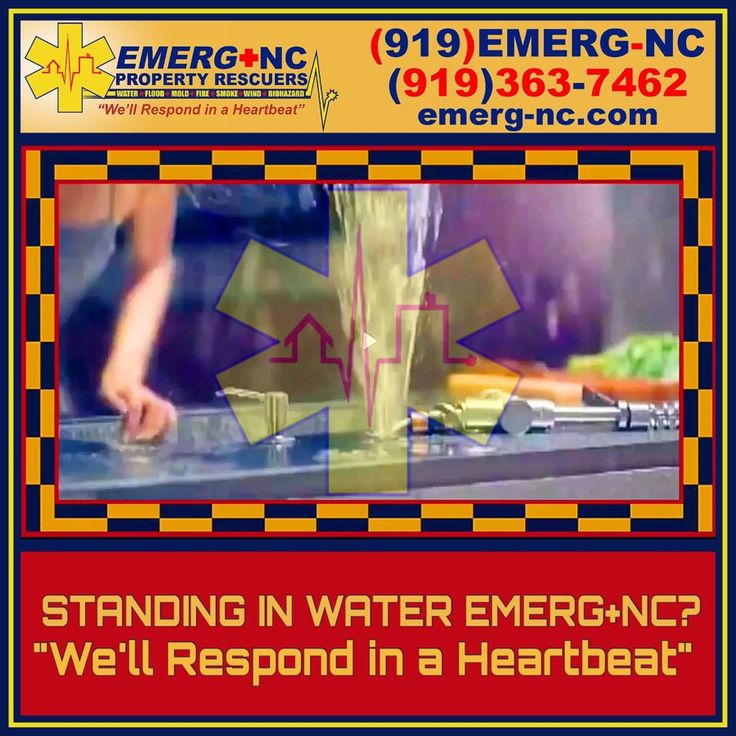 Water, Flood, Mold, Fire, Smoke or Storm Damage? EMERG+NC Property Rescuers: We Respond in a Heartbeat! 919 EMERG-NC (919) 363-7462 #Commercial #Residential #Water #Flood #Property #Damage #Repair #Fire #Smoke #Mold #Wind #Storm #Lightning #Biohazard #CleanUp #Plumbing #Emergency #Restoration #Certified #Licensed #General #Contractor #Preferred #Insurance #Claim #EMERG-NC http://emerg-nc.com?utm_content=buffer16308&utm_medium=social&utm_source=pinterest.com&utm_campaign=buffer…