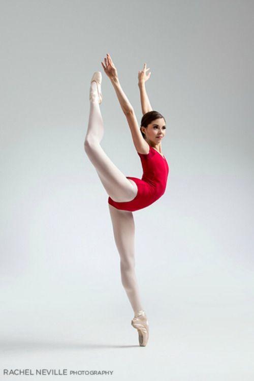 Ballerina Claire Wilson - Photo by Rachel Neville ...
