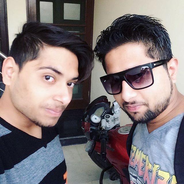 #singhsarae #selfie_king #attitude  #backtotheroots