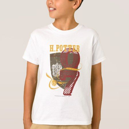 Harry Potter Quidditch T-Shirt - tap to personalize and get yours