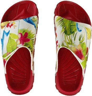Birki ''Samoa'' from Birko-Flor in Lagoon Blue with a regular insole Birki's. $33.64