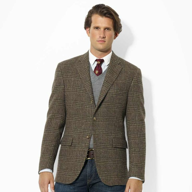 Collection Mens Plaid Sport Coat Pictures - Reikian