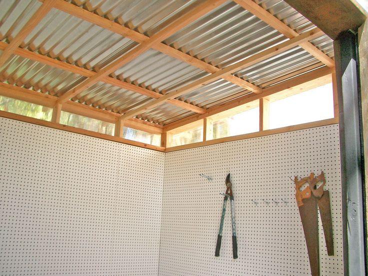 Best Step 5 Corrugated Metal Roof Clerestory Windows Peg 400 x 300
