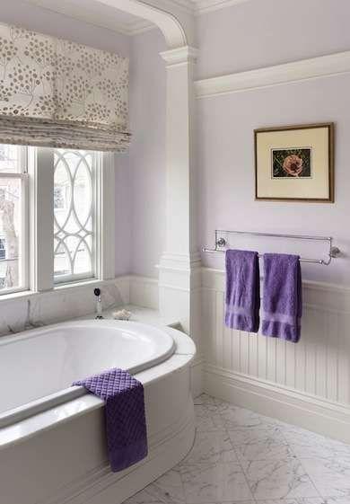 Lavender Bathroom   Google Search