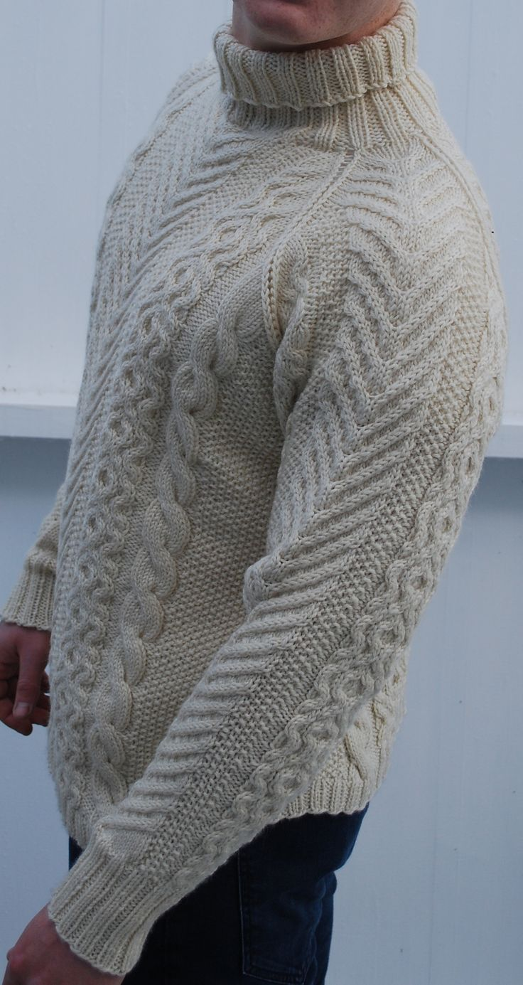 Sweater For Men Pattern By Julie Berg Cable Ravelry And