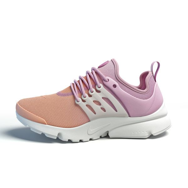 Nike Air Presto Ultra Breathe 3D Model | Shoes 3D Model