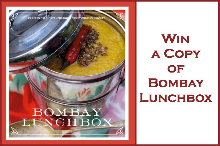 Win A Copy Of A Bombay Lunchbox