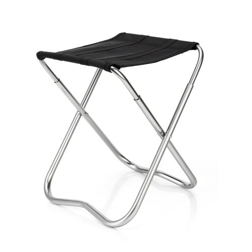 Outdoor Folding Chair Portable Folding Stool Aluminum Alloy Fishing Stool