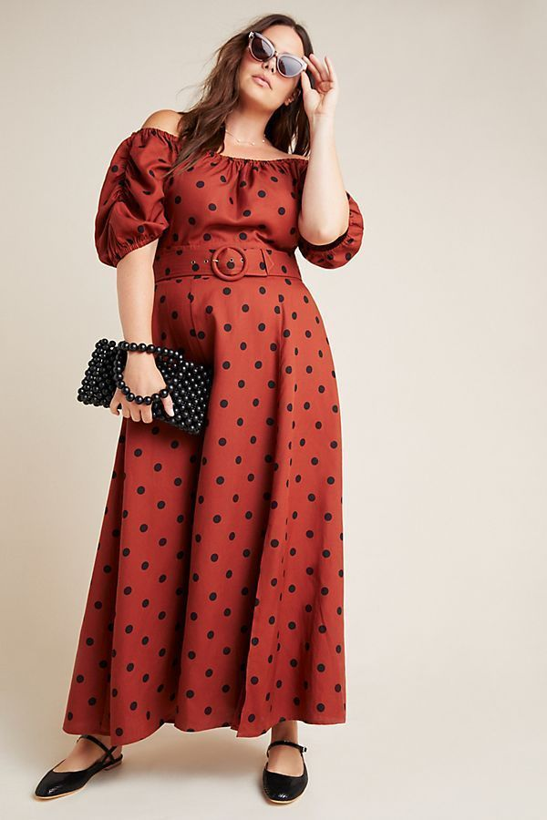 20 Fall Wedding Guest Bridal Party Outfits With Images Poofy Dress Plus Size Cocktail Dresses Shoulder Maxi Dress