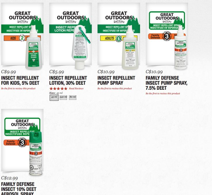 Independent Watkins Associate # 378193 Watkins Products: Best Bug Spray Ever - Lotion and Spray with DEET. See it now: http://www.JRWatkins.com/consultant/tamara.laschinsky    type in 'insect' in search bar to find the selection (Canada only)