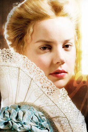 Abbie Cornish as Bess Throckmorton (later wife of Sir Walter Raleigh) in Elizabeth: The Golden Age (Movie 2007) #Australia #celebrities #AbbieCornish Australian celebrity Abbie Cornish loves http://www.kangafashion.com