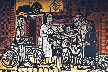 FERVOR DEL ARTE ARGENTINO: Antonio Berni (1905-1981)