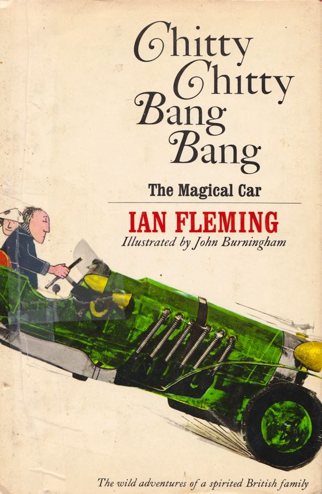 31 best today i learned images on pinterest a year american chitty chitty bang bang by ian fleming illustrated by john burningham the classic magic fandeluxe Gallery