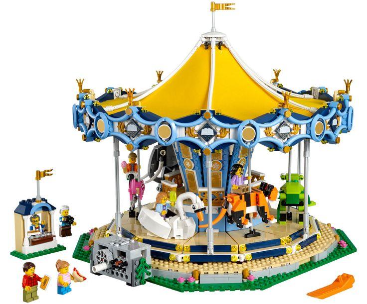 The new Lego Carousel!