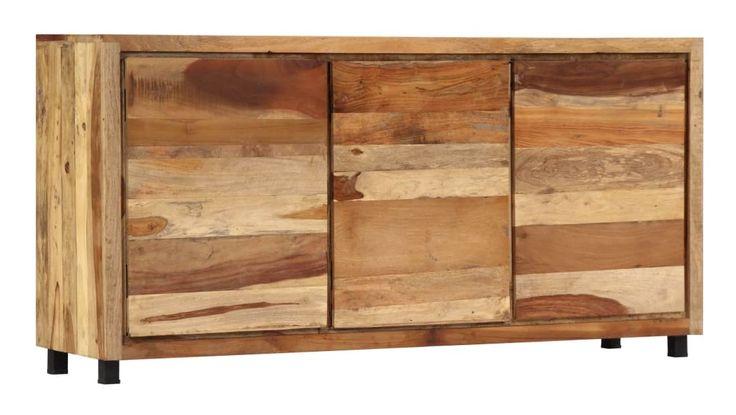 Armoire latérale 160 x 38 x 79 cm Bois de récup…