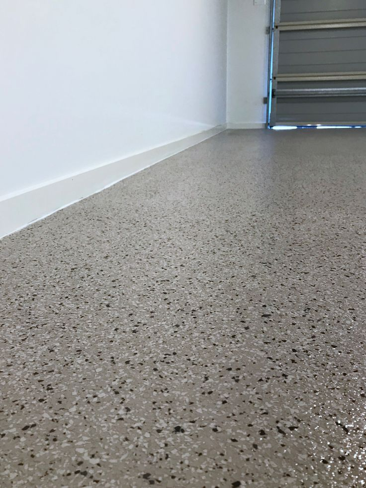 Transform your cracked and stained garage floor with a