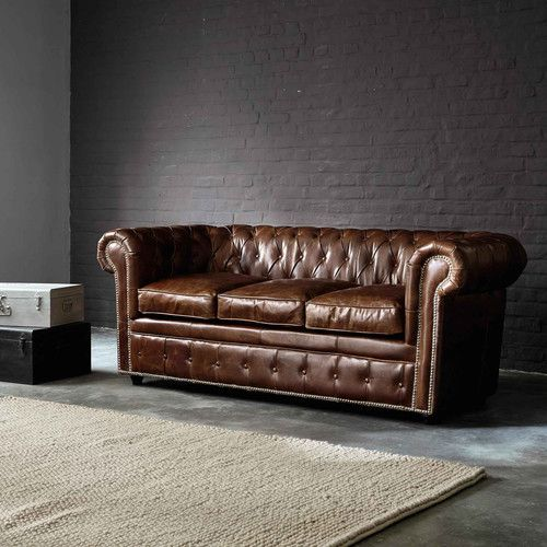 Les 25 meilleures id es concernant canap convertible - Canape chesterfield convertible ...