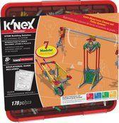 Inleiding tot eenvoudige machines van K'NEX® Education: De set Hefbomen en katrollen is ontworpen om leerlingen te laten kennismaken met de wetenschappelijke concepten van twee types Eenvoudige machines: hefbomen en katrollen.