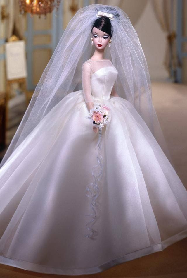 Barbie BridalBarbie Wedding DressBallgown