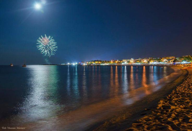"Soverato Web on Twitter: ""#Soverato #Calabria @Soverato #sea #beach #moon https://t.co/cPz8ngDd2z"""