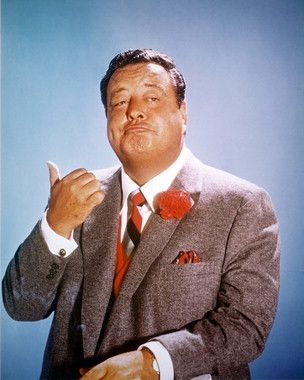 The Jackie Gleason Show  Dad would play with us on Saturday evening, when the Jackie Gleason Show came on everything  stopped and we watched.