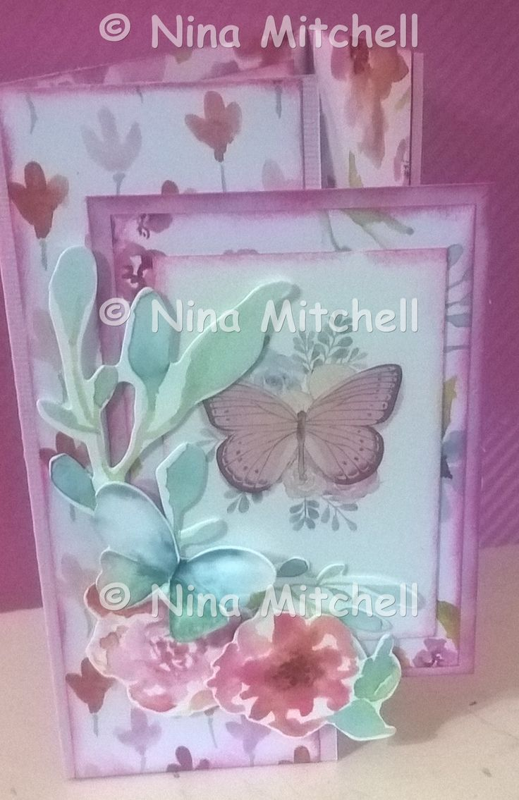 NM cards - Uniquely Creative Kit Club March 2017 - Wildflower Collection 3B
