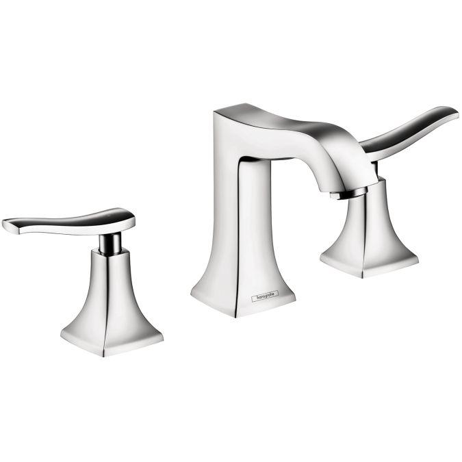 hansgrohe metris c widespread faucet - Hansgrohe Faucets