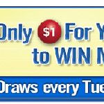 Play Mega Millions lottery games and increase your chance of winning millions in a moments.
