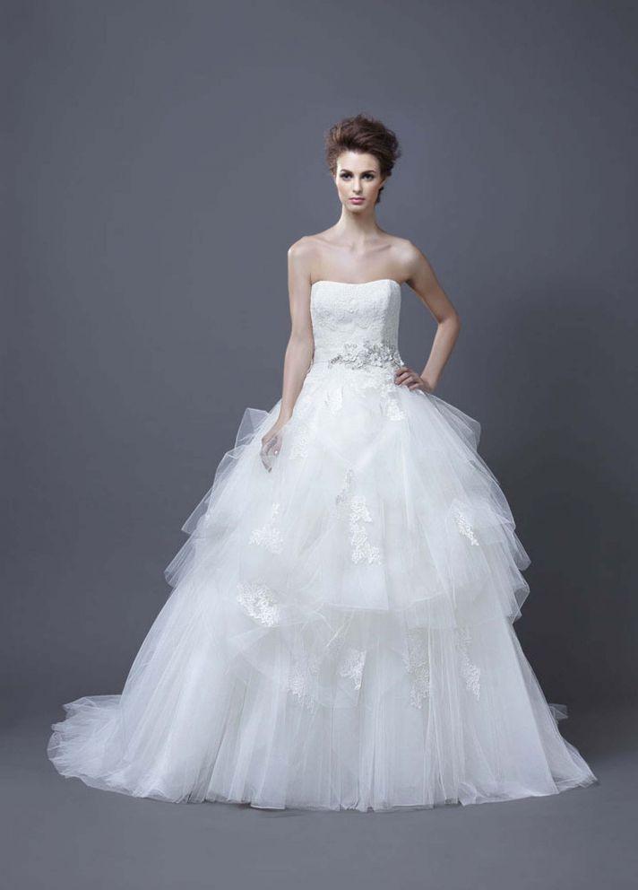 New Best Enzoani wedding gowns ideas on Pinterest Elegant wedding gowns Pretty wedding dresses and Spring wedding dresses