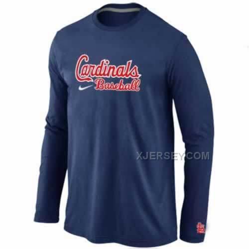 http://www.xjersey.com/stlouis-cardinals-long-sleeve-tshirt-dblue.html ST.LOUIS CARDINALS LONG SLEEVE T-SHIRT D.BLUE Only $30.00 , Free Shipping!