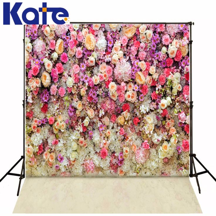70 best Flower Wall Backdrops images on Pinterest | Photography ...