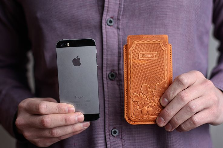 """iPad case """"An Orange Oak"""". The material of product is the natural orange leather. There is stamping image of oak on the front part. 18.69$ (isn't including shipping) #leathercase #tablet #ipad #handmade #russianhandmade #russian #russian_handmade #naturalleather #leather #cover #oak #orange #stamping"""