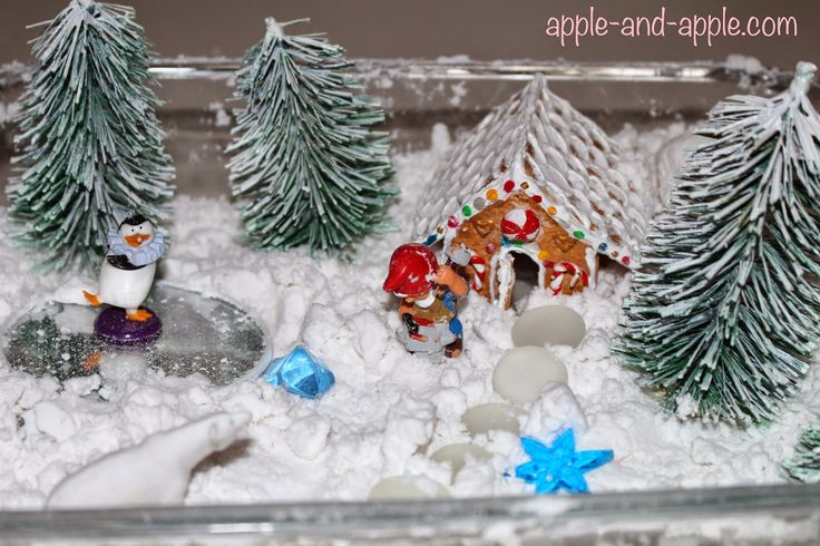 Apple and apple: Сенсорные коробки