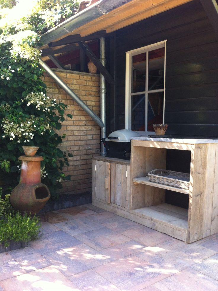 25 beste idee n over buiten idee n op pinterest buiten buiten en tuinen - Idee van deco tuin buiten ...