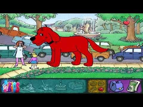 Clifford the Big Red Dog en Español   Clifford el perro rojo grande fies...